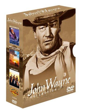John Wayne Collection [Box Set] [3 DVDs]