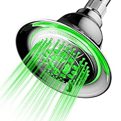 DreamSpa color changing shower head