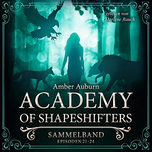 Academy of Shapeshifters, Sammelband 6 cover art