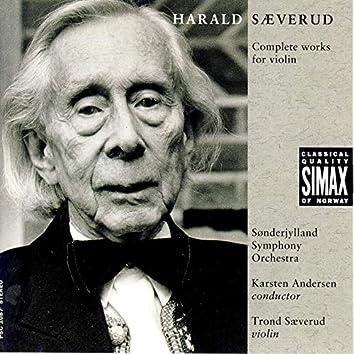 Harald Saeverud - Complete Works for Violin