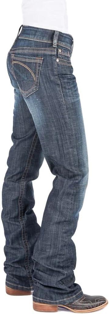 Tin Haul 評価 Curved X Deco Pocket 送料無料お手入れ要らず Gals Jean