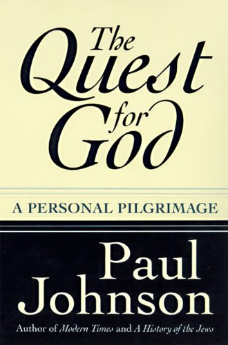 Image of The Quest for God: A Personal Pilgrimage