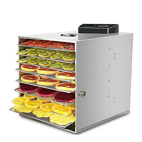 Learn More About Food Dehydrator Fruit Vegetable Herb Meat Drying Machine Pet Snacks Food Dryer With...