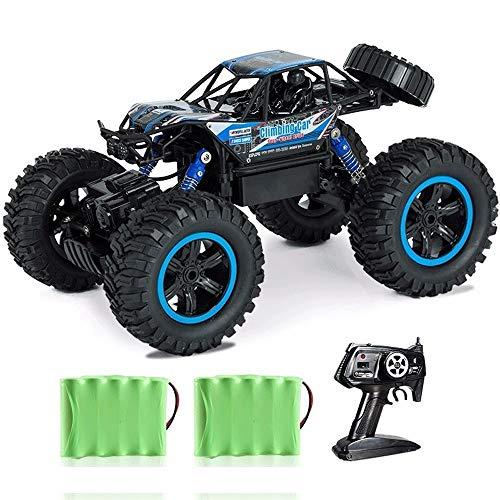 OUUED Hoge snelheid 36km / h 4WD Remote Control Truck 140 m / min RC Off-Road 2.4Ghz Car Electronic Monster Trucks Crawler Rotation Stunt Drifting Vehicle Boy Verjaardag van meisjes speelgoed for Kids