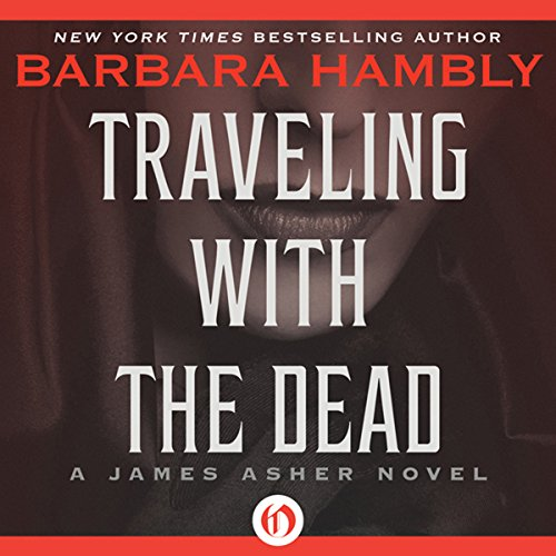 Traveling with the Dead cover art