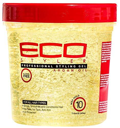 Eco Styler Argan Huile Gel pour Cheveux 710 ml