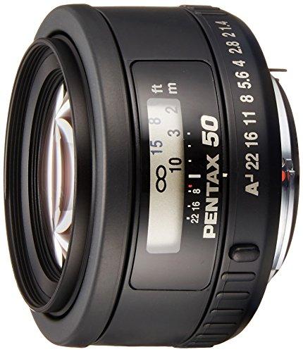 Pentax smc FA 50mm f/1.4 Festbrennweite Portrait Objektiv