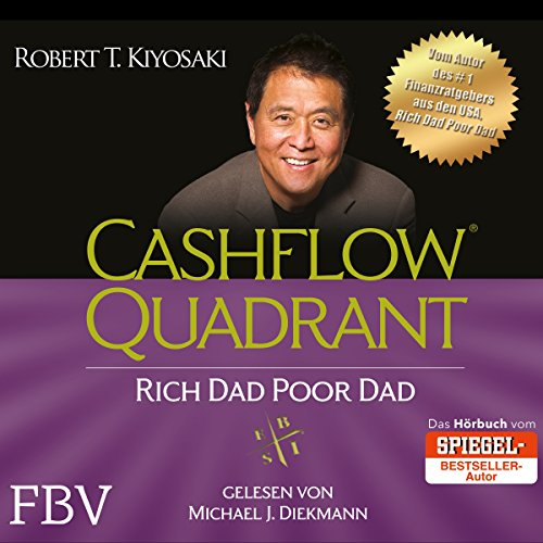Page de couverture de Cashflow Quadrant: Rich Dad Poor Dad