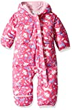 Columbia Snuggly Bunny, Combinaison pour Fille - Rose (Pink Ice Reindeer, Pink...