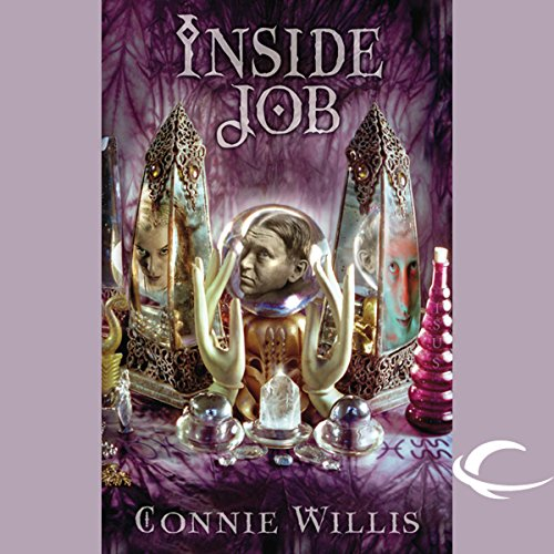 Inside Job  audiobook cover art