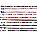 Correa Gafas 10 Piezas, Cuerda Gafas de Sol, Cadena de Gafas Retenedor Cadenas Gafas Lectura para Mujer Hombre niño