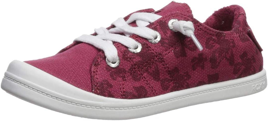 Roxy Girl's Bayshore Slip Sneaker Year-end gift Very popular on Shoe