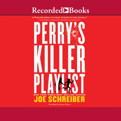 Perry's Killer Playlist audiobook cover art