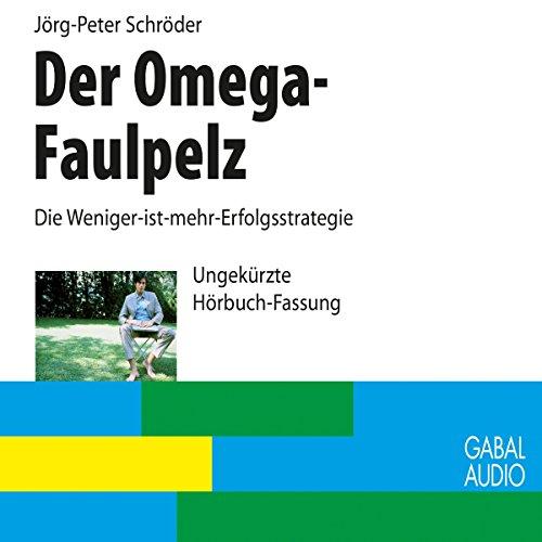 Der Omega-Faulpelz Titelbild