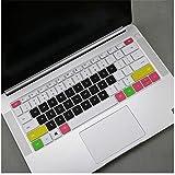 Flexible, lavable, Lavable Portátiles de silicona teclado cubierta protectora de la piel for Huawei MateBook D 14 pulgadas (AMD) Notebook D14 W50F W00D 14.0 '' Polvo anti-sucio ( Color : Candyblack )