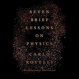 Seven Brief Lessons on Physics audiobook cover art
