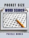 Pocket Size Word Search Puzzle Books: My First Word Search Book Letter Brain Teasers, Short Term Memory Exercises Missing Vowels Word Search Books, The Everything Series Word Search Books