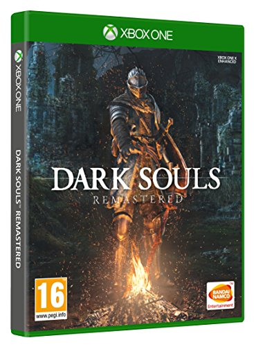 Dark Souls Remastered - Xbox One [Importación italiana]