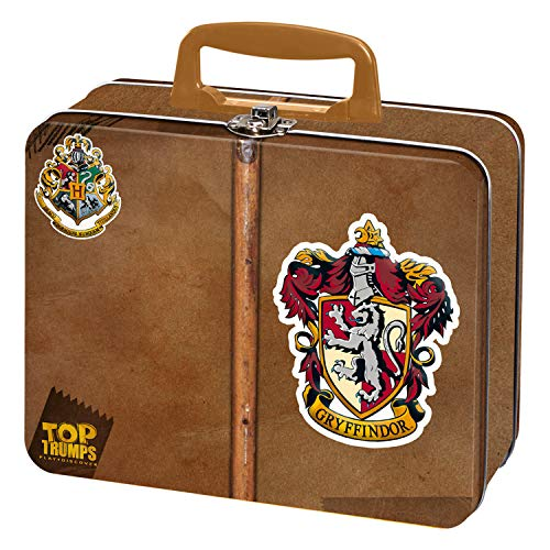 Top Trumps Harry Potter Gryffindor Collector's Kartenspiel, in Einer Dose