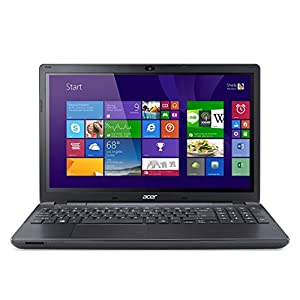 Acer – Aspire E5-571P-55TL 15.6″ Touch Screen Laptop / Intel Core i5 / 4GB Memory / 500GB HD / Webcam / Windows 8.1 64-bit (Black Matte)