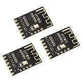 RUIZHI 3 uds M18 Inalámbrico Bluetooth MP3 Placa Receptora de Audio MP3 sin Pérdidas Decodificador Bluetooth 4,2 Audio Estéreo Módulo de Sonido