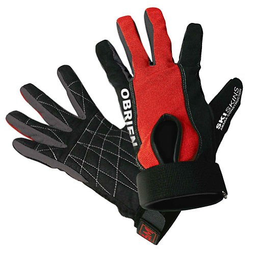 O'Brien Skin Water Ski Gloves Large