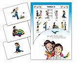 Yo-Yee Flashcards Bildkarten Verben 2 - Für Sprachunterricht und Sprachförderung in Grundschulen -