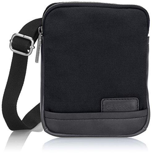 Calvin Klein Jeans Bolso Bandolera, Negro (Negro) - J5IJ500441