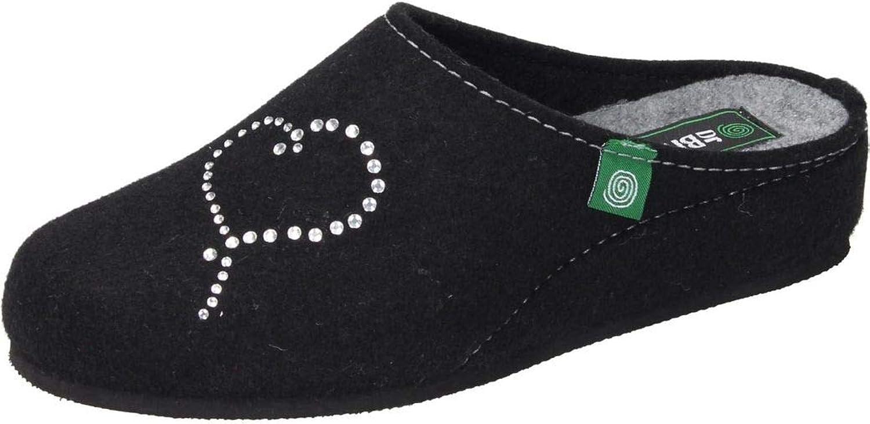 Dr. Brinkmann Damen-Pantolette black 330150-1