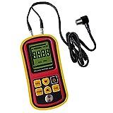 Medidor ultrasónico de espesor 1,2 de velocidad para 225 mm