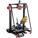 Anbull Pyramind 3D Drucker großer Druckbereich 300x300x400mm, Pulsa I3 Struktur Stabilen Vollmetall-Rahmen Hochpräzise Selbstmontage-Bausatz 3D-Drucker für PLA/ABS/TPU/PC/PETG/WOOD/CARBON