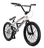 Mongoose Title Elite Pro XL BMX Race Bike, 20-Inch Wheels, Advanced Riders, Professional-Grade...