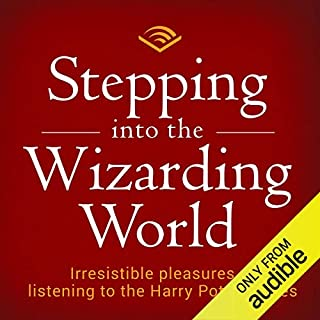 Stepping into the Wizarding World cover art