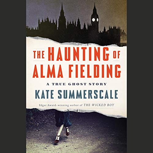 The Haunting of Alma Fielding cover art