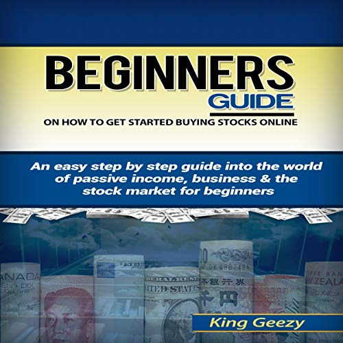 Beginners Guide on How to Get Started Buying Stocks Online Titelbild