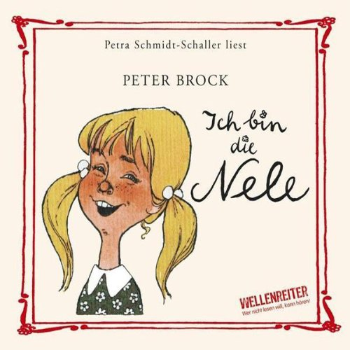 Ich bin die Nele audiobook cover art