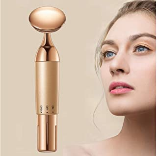 Anti Aging Face Massager Beauty Vibrating Massage Tool, for Skin Tightening, Wrinkles Removal, Enhances Facial Cream Benefits, Wireless