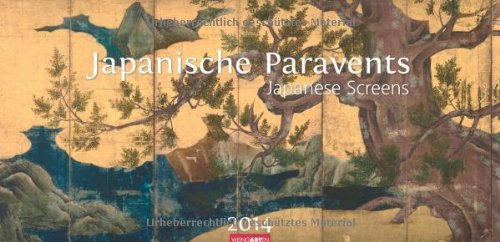 Japanische Paravents 2014: Museum of Fine Arts, Boston und Tokyo National Museum