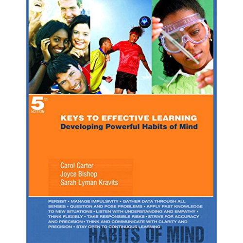 VangoNotes for Keys to Effective Learning audiobook cover art