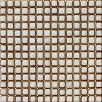 廣美陶房 窯変 モザイク19ミリタイル N-202 カプチーノ