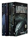 Estuche - H.P. Lovecraft: mejores títulos + notebook (Pack Clásicos Ilustrados)