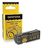 PATONA Bateria reemplazo para Konica Minolta NP-700, Pentax D-LI72, Samsung SLB-0637, Sanyo DB-L30