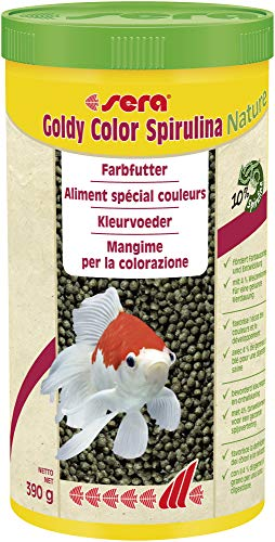 sera Goldy Color Spirulina Nature 1.000 ml