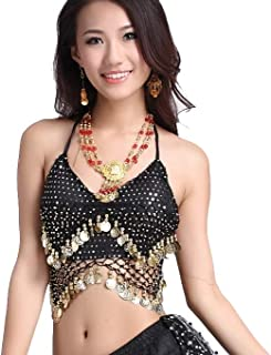 belly dancer costume top