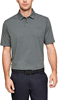 Under Armour Golf Men's New Charged Cotton¿ Scramble Polo