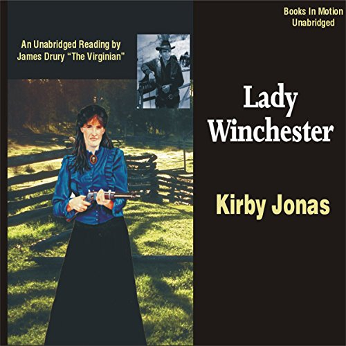 Lady Winchester audiobook cover art