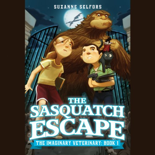 The Sasquatch Escape audiobook cover art