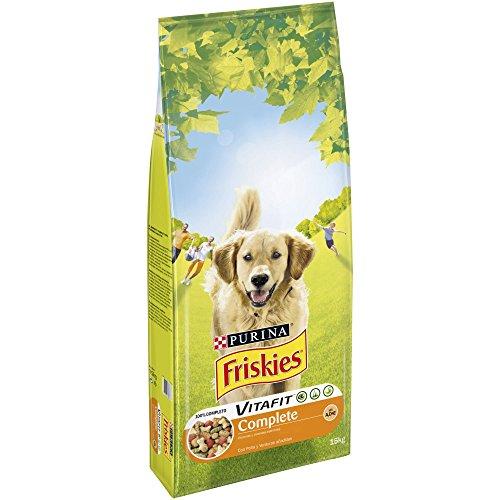 Purina Friskies Vitafit Complete Pienso para Perro Adulto Pollo 15 Kg 🔥