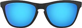 اوكلي نظارات شمسية بيضاوي للرجال , ازرق , 0OO9245 92456154