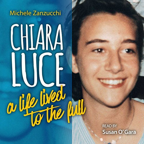 Chiara Luce audiobook cover art